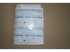 Пакет охлаждающий 10х15см водно-солевой