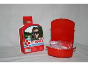 Футляр для аптечки Быстрая помощьпластик