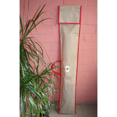 Шина медицинская фиксирующая металлическая по типу Крамера 100см