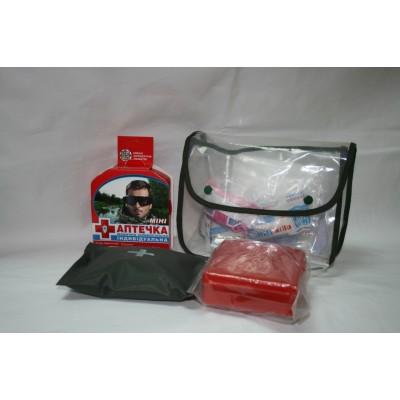 Аптечка - пакет индивидуальный противохимический ИПП - 3Д