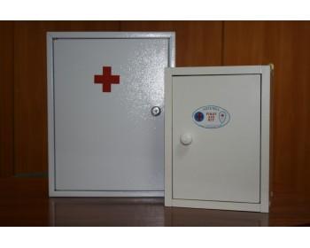 Шкафчик для аптечки металлический