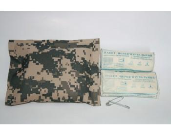 ИПП-2 комплект для перевязки влагонепроницаемый