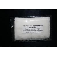 Тампон ватно-марлевый стерильный 5х10х15см 1