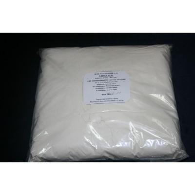 Глина белая 1 кг порошок